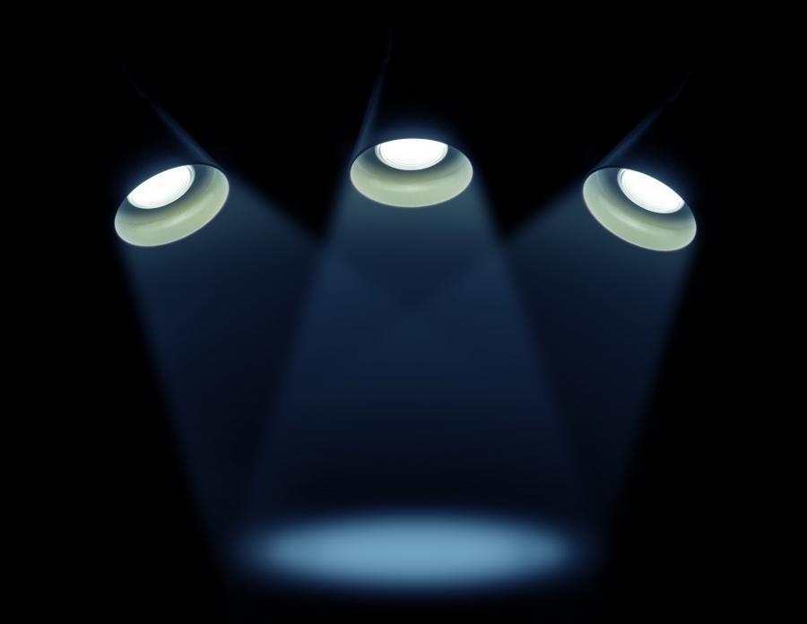Lampy - zdjęcie lustracyjne