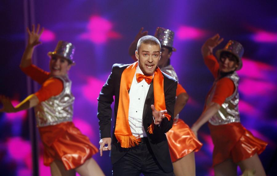 Justin Timberlake dokumentuje \