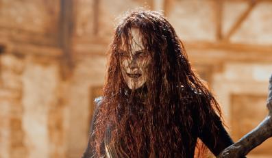 """Joanna Kulig w filmie """"Hansel i Gretel: łowcy czarownic"""""""