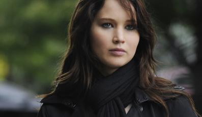 """Jennifer Lawrence w """"Poradniku pozytywnego myślenia"""""""
