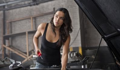 """Michelle Rodriguez zaskoczona sukcesem """"Szybkich i wściekłych"""""""