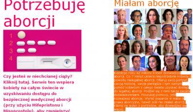 Polki mogą kupić w sieci nielegalne pigułki aborcyjne
