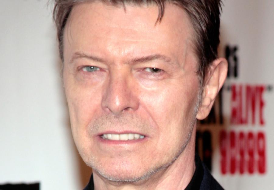 David Bowie ma spore zapasy