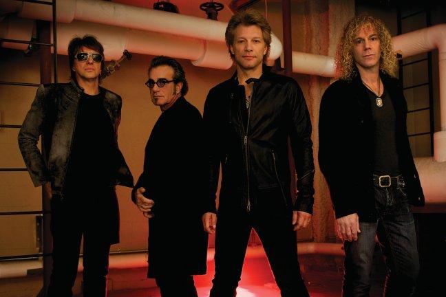 W Bon Jovi poszło o pieniądze