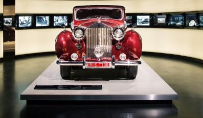 Rolls-Royce na wystawie w Monachium
