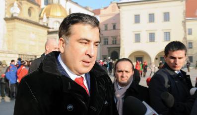 Prezydent Gruzji, Micheil Saakaszwili