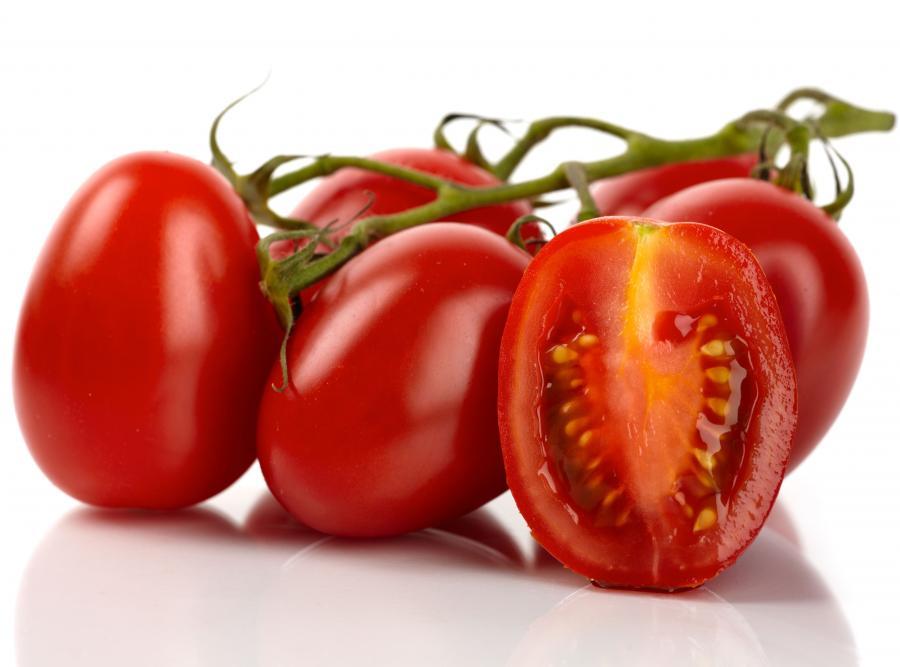 7. Pomidory z serem feta i oliwą z oliwek