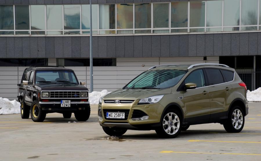 Ford - 15. miejsce w klasyfikacji producentów w raporcie J.D. Power