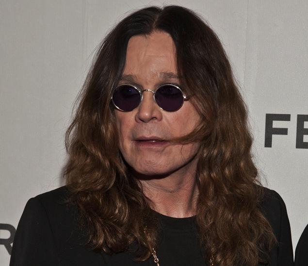 Ozzy Osbourne woli prywatnie