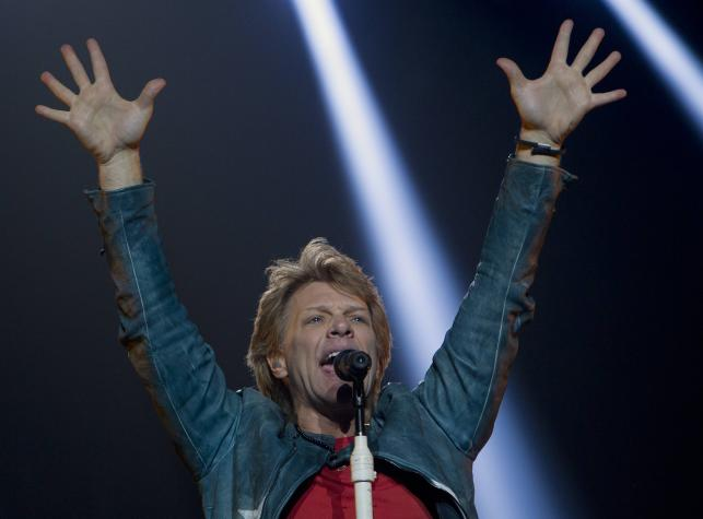 "Bon Jovi na trasie ""Because We Can"""