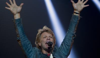 "Bon Jovi na trasie ""Because We Can"""