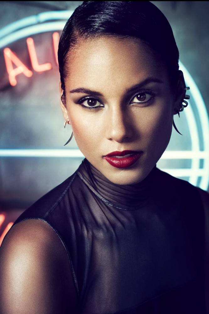 Alicia Keys zaśpiewała w hołdzie Mandeli