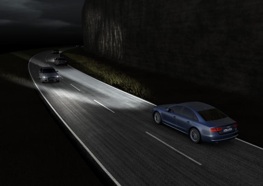 Audi Matrix