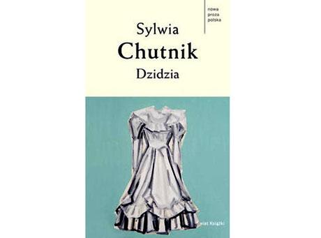 Dziwna powieść Sylwii Chutnik