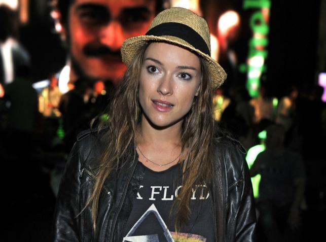 Alicja Bachleda-Curuś na Heineken Open'er Festiwal 2013