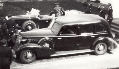 Cadillac kupiony dla Marszałka Józefa Piłsudskiego