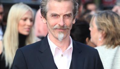 Peter Capaldi nowym Doktorem Who