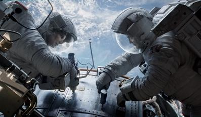Amerykanie z Sandrą Bullock i George'em Clooneyem w kosmosie