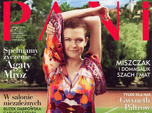 Daria Widawska ścięła piękne loki