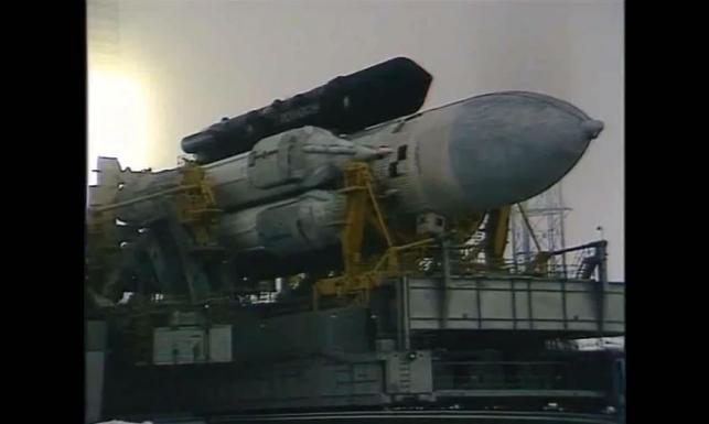 Bojowa stacja kosmiczna. Unikalna broń ZSRR...
