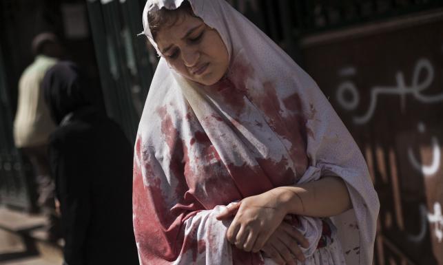 Wojna w Syrii w obiektywie najlepszych fotoreporterów. Zdjęcia nagrodzone Pulitzerem