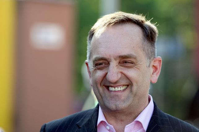 Grzegorz Ślak, prezes spółek Akwavit-Polmos i Wratislavia-Bio