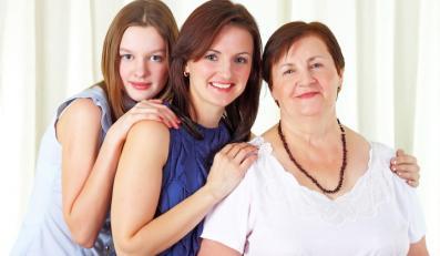 Kobiety w różnym wieku
