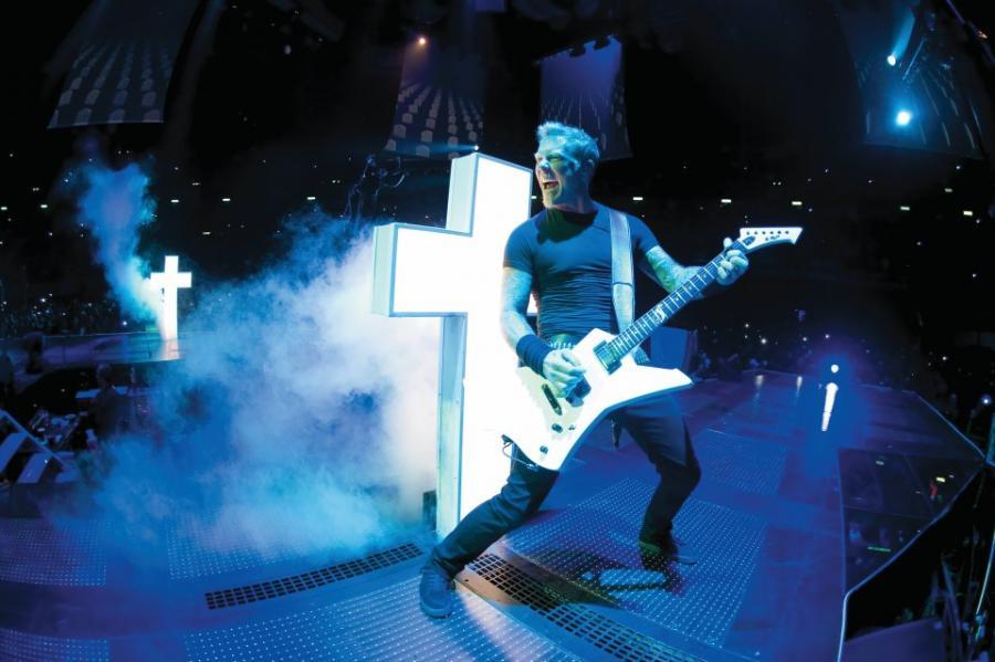 Metallica z flmu \