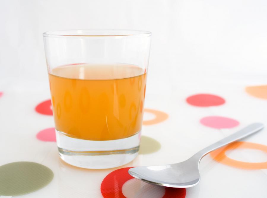 Napój z octem jabłkowym zwalcza gorączkę