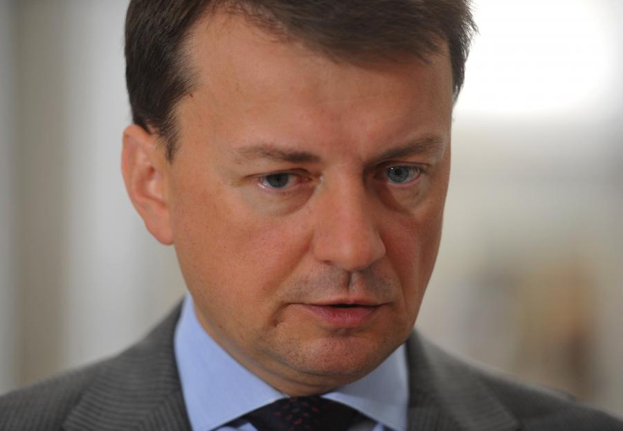 Mariusz Błaszczak z PiS