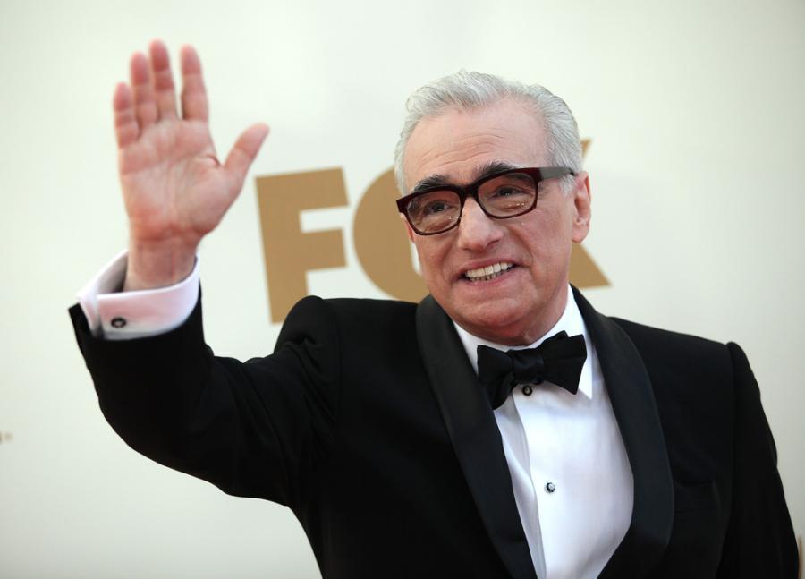 Martin Scorsese promuje polskie kino na świecie