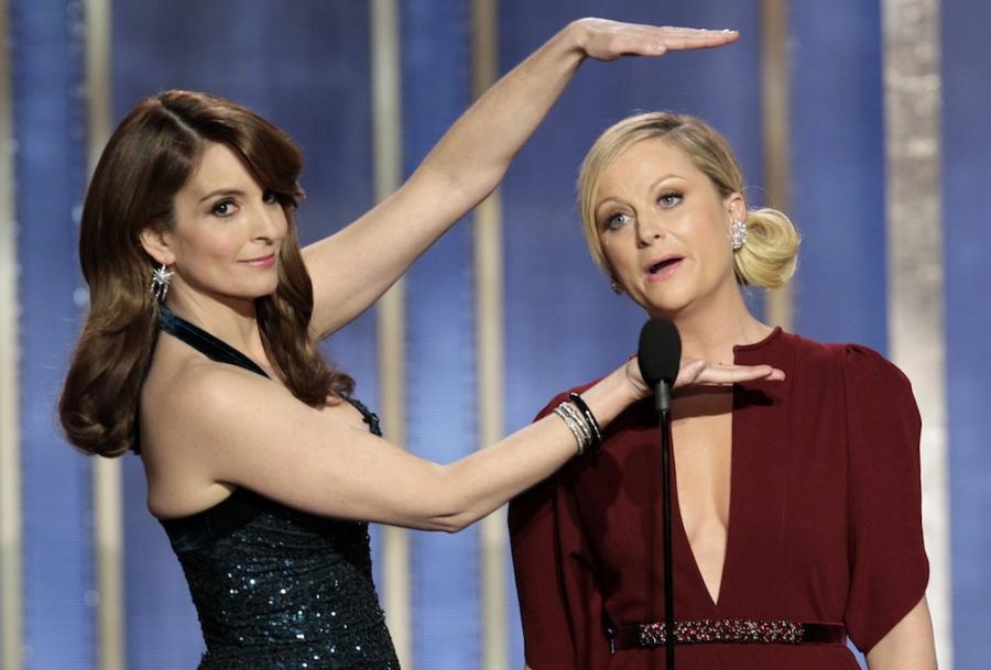 Tina Fey i Amy Poehler znów prowadzą Złote Globy