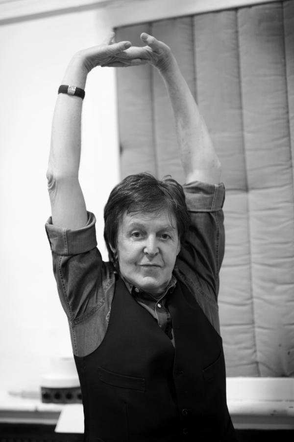 Paul McCartney opuścił szpital