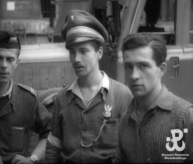 Powstanie Warszawskie 1944 powstańcy akcja Rozpoznaj Powstańca