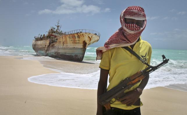Piraci z Somalii. Biznesmeni z kałasznikowami