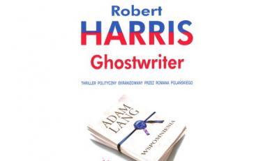 """Robert Harris - """"Ghostwriter"""""""