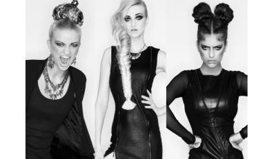 Modne fryzury na sezon jesień/zima 2013/2014 autorstwa stylistów salonów Milek Design