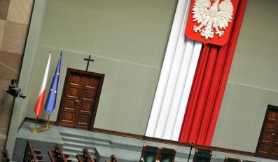 Krzyż w Sejmie