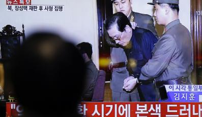Aresztowanie Jang Sang Thaeka