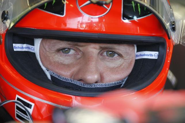 Schumacher walczy o życie. Miał wylew krwi do mózgu. Jest w śpiączce