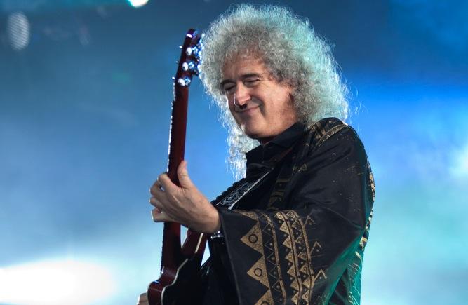 Gitarzysta Queen obawia się raka
