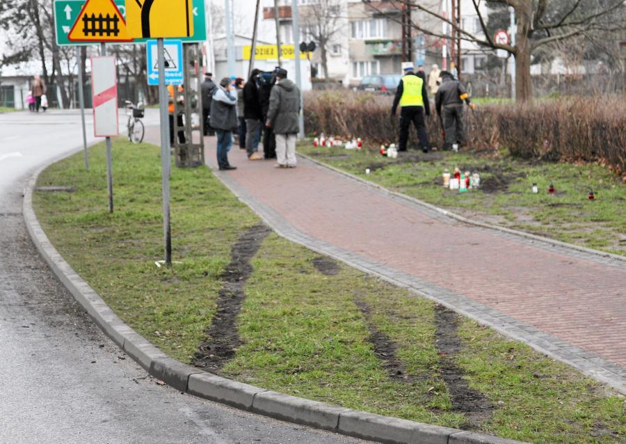 Wypadek w Kamieniu Pomorskim
