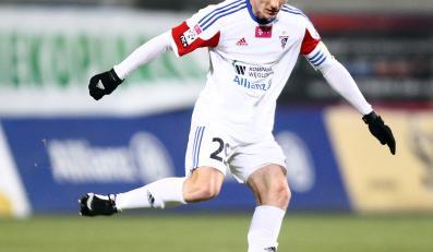 Były piłkarz Górnika Zabrze Krzysztof Mączyński