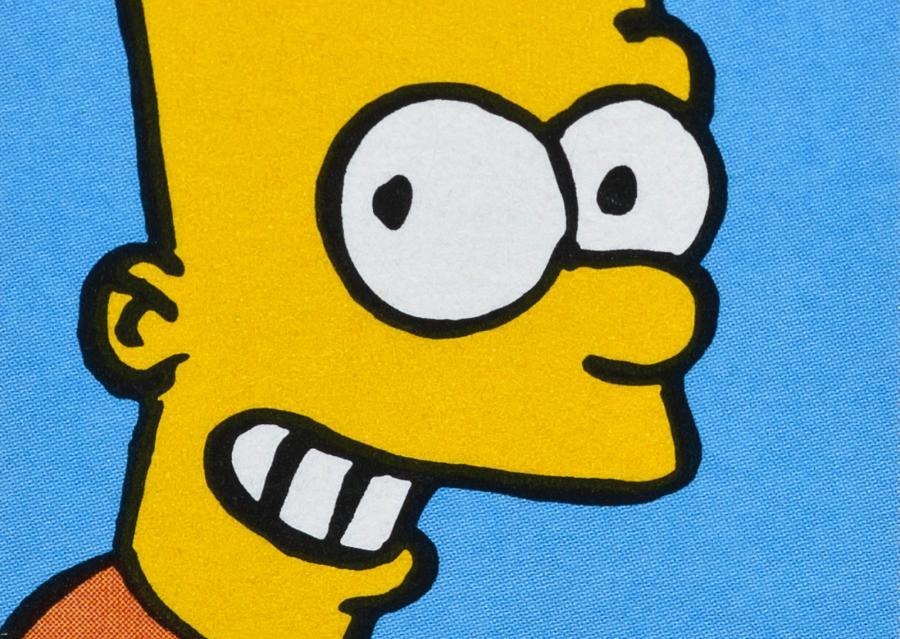 Bart Simpson przygotował przeprosiny