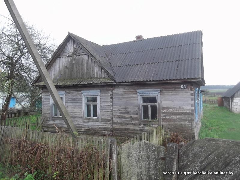 Dom, który Białorusin chce zamienić na iPhone\'a 5, źródło: baraholka.onliner.by
