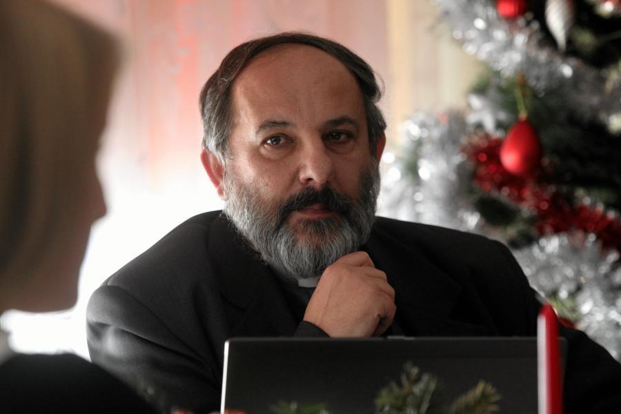 ksiądz Tadeusz Isakowicz-Zaleski