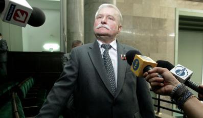 Wałęsa: Użyłbym siły przeciw związkowcom