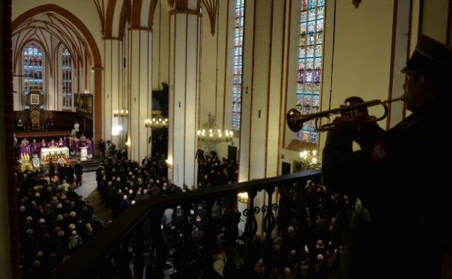 Pogrzeb Zbigniewa Romaszewskiego