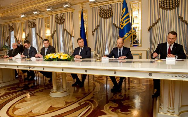Negocjacje w Kijowie