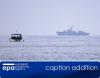 Wojskowe okręty u wybrzeży Sewastopolu